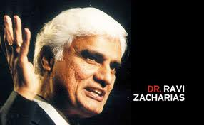 Ravi Zacharias Ministry – The Cross and the Cookie Jar