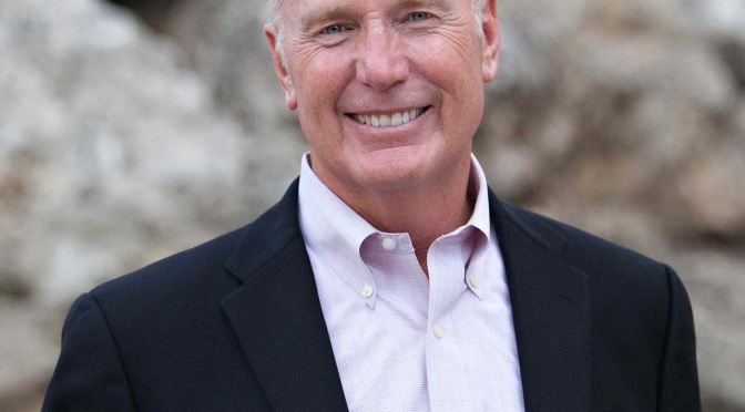 Max Lucado – Christ Was All of God in Human Body