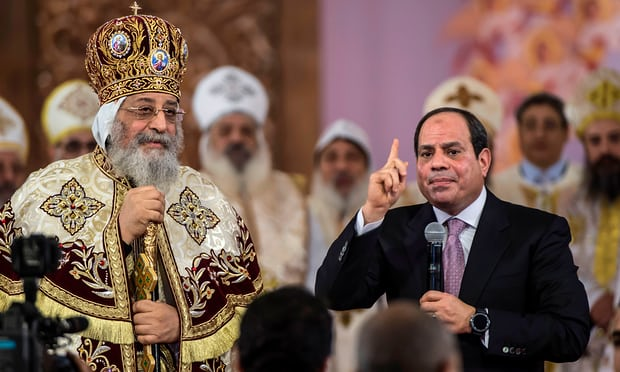 Christians in Egypt face unprecedented persecution, report says | World news | The Guardian