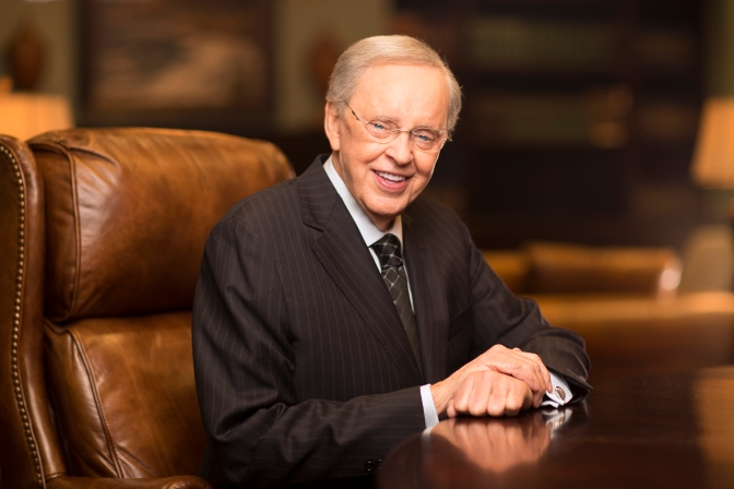 Charles Stanley – Courage Behind Your Convictions