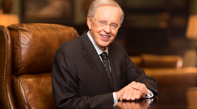 Charles Stanley – He's Got the Whole World in His Hands