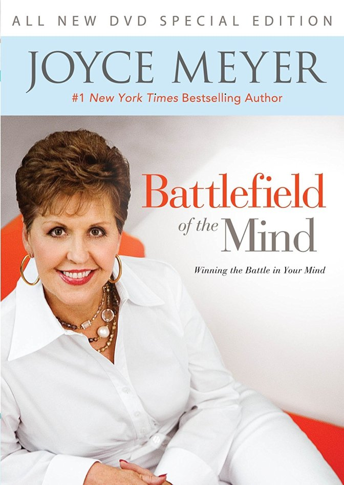 Joyce Meyer – Thoughts, Words and Habits