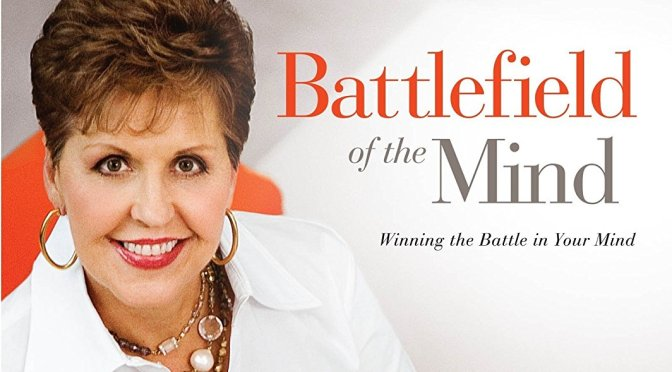 "Joyce Meyer – ""I Want a Mind Change"""