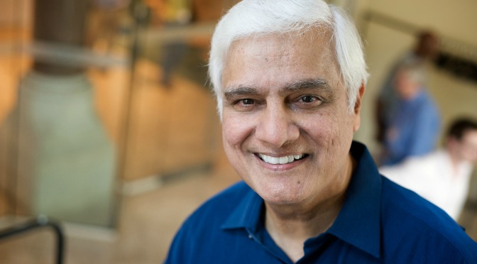 Ravi Zacharias Ministry – Not Alone