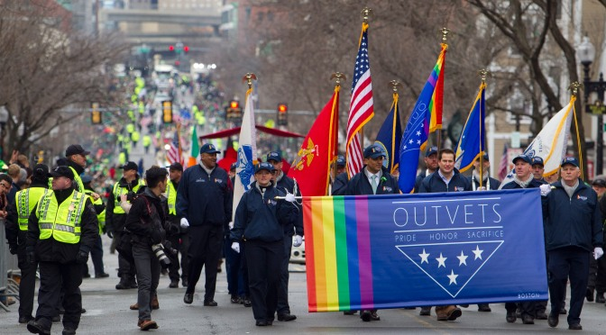 LGBTQ Totalitarianism in Boston: The Destruction of the St. Patrick's Day Parade