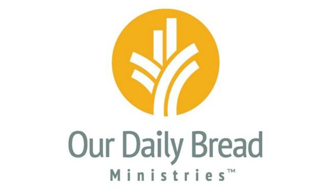 Our Daily Bread — Right There with Us