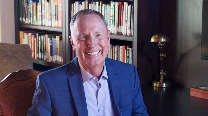 Max Lucado – One Decision Away From Joy