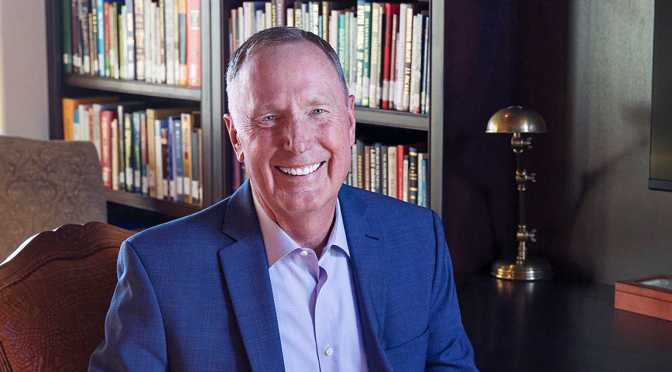 Max Lucado – A Crazy Hunch and a High Hope