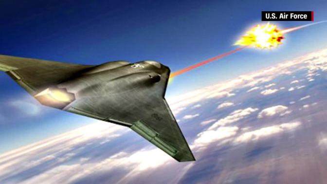 Fighter Jets with Missile-Killing Lasers Take Another Step Toward Reality – Defense One