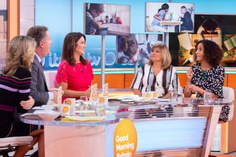 Katharine Birbalsingh on Good Morning Britain