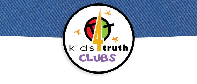 Kids4Truth Clubs Daily Devos – God Wants Us to Live by Faith