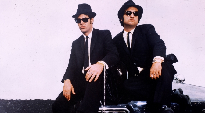 The Gloriously Inappropriate and Problematic 'Blues Brothers'