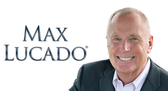 Upwords; Max Lucado –Grace Delivered Us from Fear